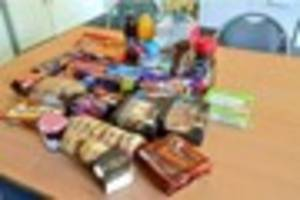 croydon ambulance staff send manchester colleagues kind gifts...