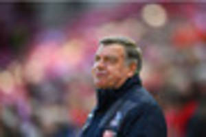 sam allardyce: it was the right time for me to leave crystal...