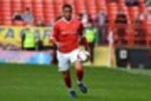 charlton athletic's ezri konza happy to change travel plans