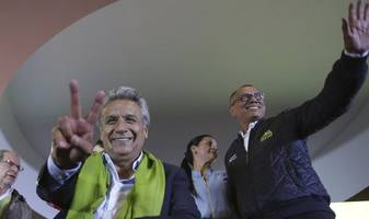 Ecuador President Moreno warns Assange not to interfere in country's politics