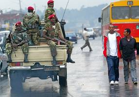 Opposition Politician Jailed In Ethiopia For Encouraging 'Terrorism'