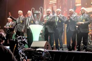celtic fans celebrate lisbon lions at sell-out hydro show headlined by rod stewart