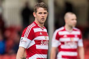 david templeton: i want a winner, an assist or whatever, as long as accies win the play-off final