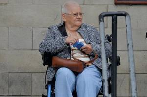 fife pensioner jailed after sending death threats to pm and white powder to police station