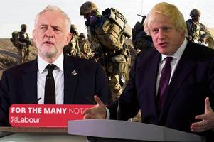 Jeremy Corbyn blasted by Boris Johnson as 'monstrous' for linking foreign wars to suicide attacks