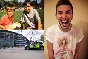 'My surreal 48 hours after my brother Martyn Hett was blown up in the Manchester terror attack'