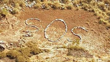 sos mystery in remote western australia stumps police