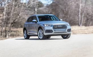 the pale king: 2018 audi q5 tested!