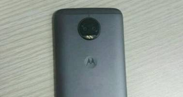 Live Images Reveal Dual-Camera Setup on Moto G5S Plus