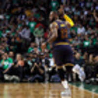 Basketball: LeBron James passes Michael Jordan, Cleveland Cavaliers make NBA finals