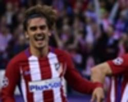 bad luck, man utd! griezmann will be playing in atletico next season, insists president