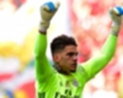 man city close in on ederson & mendy and could make official announcement on monday
