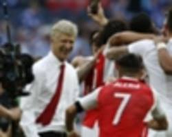 time to show wenger some respect as amazing alexis and arsenal shock chelsea