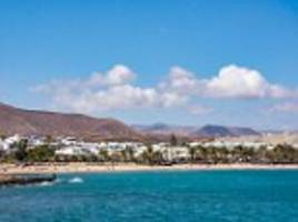 british boy, 7, nearly drowns in lanzarote hotel pool
