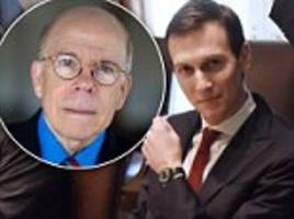 Ex-CIA chief says Jared Kushner could be guilty of SPYING