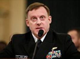 NSA boss says there's damning evidence of Russia collusion