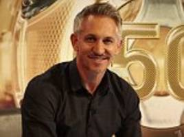 Gary Lineker insists Twitter criticism does not bother him