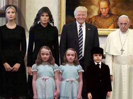here are the 6 best memes from trump's first trip abroad