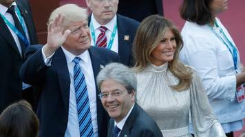 Trump foreign tour: G7 leaders turn attention to Africa