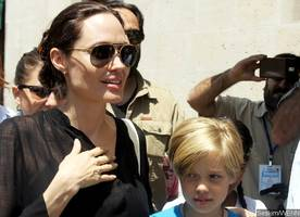 angelina jolie celebrates daughter shiloh's 11th birthday at disneyland with cambodian friends
