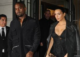 kanye west surprises kim kardashian with huge flower bouquets again for wedding anniversary