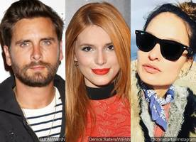 Scott Disick Caught Cozying Up to Another Woman After Spotted With Bella Thorne and Chloe Bartolli