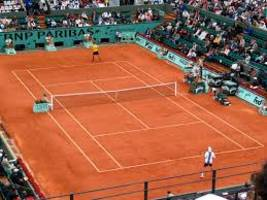 french open tennis to start at roland garros stadium in paris from tomorrow
