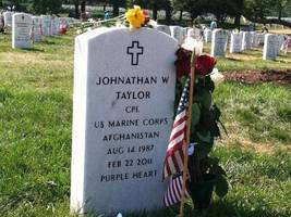 graveside whiskey, grief and honor: war vets remember fallen brothers on memorial day