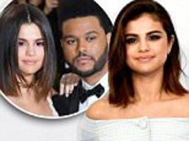 selena gomez reveals details of romance with the weeknd
