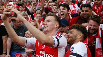 wonderful end to difficult season as wenger gets everything right - shearer analysis