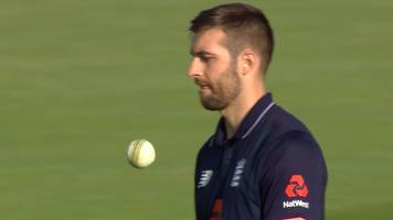 Watch moment England v South Africa goes down to final ball