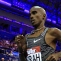farah romps home at prefontaine