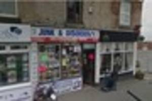 11 Derbyshire business with truly wacky or clever names