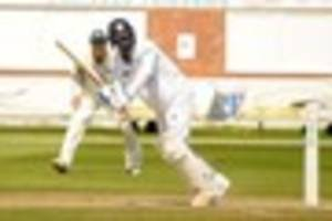 cricket: leicestershire hit back after record-breaking innings...