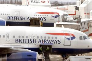 bristol passengers likely to be affected as british airways grounds planes following it crash