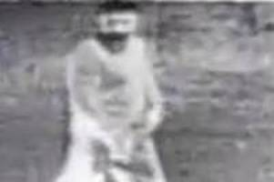 Police hunt is on for Kingswood flasher