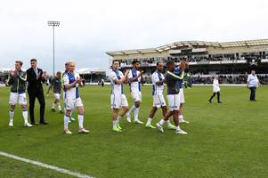 quiz: name every player for bristol rovers since the 2014/15 season