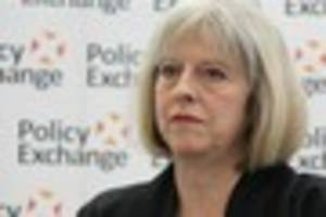 theresa may reduces threat level from critical to severe