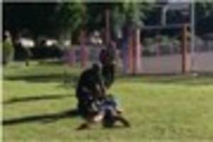 police investigate officers' conduct after shocking video of...