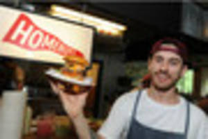nottingham's first ever burger festival adds flavours from far...