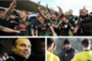 emulating plymouth argyle's promotion campaign is big ask for...
