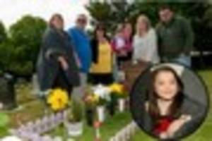 Families protest council request to remove grave tributes