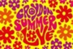 a 60s themed flower power festival is coming to croydon next...
