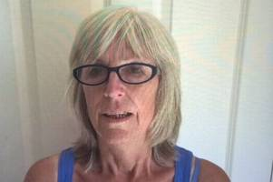 police search for missing woman in bath