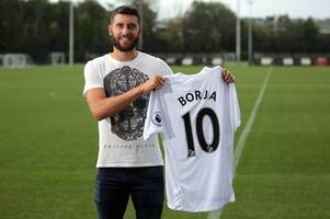 does borja baston deserve another chance at swansea city? the arguments for and against selling him
