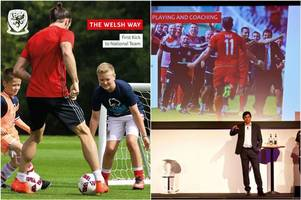 the revolutionary 90-page blueprint that will change the future of welsh football forever