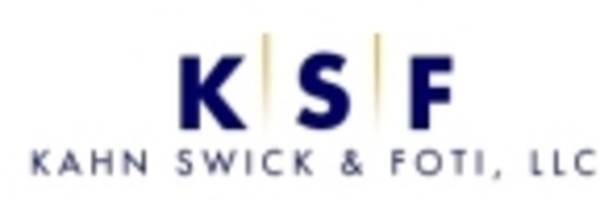 INSULET INVESTIGATION INITIATED by Former Louisiana Attorney General: Kahn Swick & Foti, LLC Investigates Insulet Corporation for Possible Securities Fraud - PODD