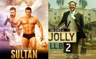 akshay kumar's jolly llb 2 television premiere gathers highest tv ratings of 2017, does better than salman khan's sultan