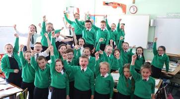 Northern Ireland backs St Patrick's: Public urged to vote for primary school choir in Britain's Got Talent semi-finals