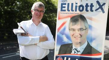 rivals in razor-edge constituency at odds over brexit factor